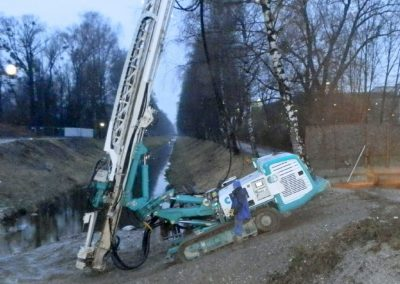 Power plant Sohlstufe Lehen C6XP