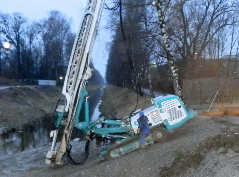 Power plant Sohlstufe Lehen