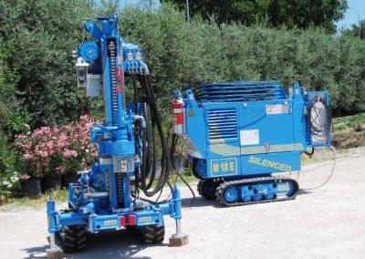 Sale IMB Spirk - Drilling Rig M18-E