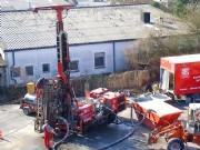 Verkauf Hütte Bohrtechnik - Bohrgerät HBR 205GT