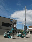 Rental IMB Spirk - Drilling Rigs - C5XP